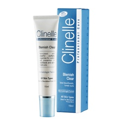 Clinelle  特效護理系列	-除痘修護膏 Blemish Clear
