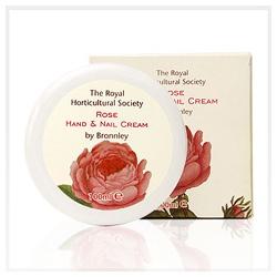 Bronnley 御香坊 手部保養-玫瑰薔薇保溼護手指甲霜 Rose Hand & Nail Cream