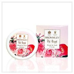 Bronnley 御香坊 手部保養-玫瑰護手指甲霜 Hand & Nail Cream of Pink Bouquet