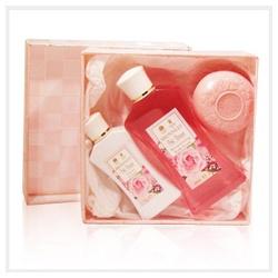 玫瑰編織禮盒