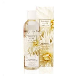 富貴牡丹泡澡潔膚乳 Bath Shower gel of White Dahlia