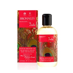 Bronnley 御香坊 印度薰香系列-印度薰香泡澡乳 India Bath & Shower Gel