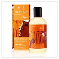 Bronnley 御香坊 非洲香料系列-非洲香料泡澡乳 Bath & Shower Gel of Africa