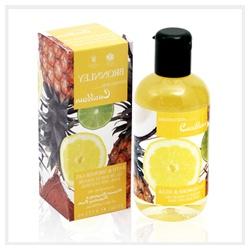 Bronnley 御香坊 熱帶水果系列-加勒比海熱帶水果泡澡乳 Caribbean Bath & Shower Gel