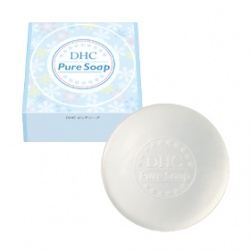 DHC  洗顏-純欖蘆薈皂 Pure Soap