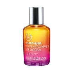 The Body Shop 美體小舖 橙麝香香氛系列-橙麝香淡雅香水