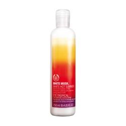 The Body Shop 美體小舖 橙麝香香氛系列-橙麝香身體潤膚乳