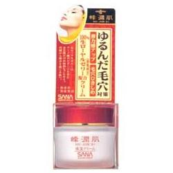 SANA 莎娜 乳霜-蜂潤肌保濕面霜