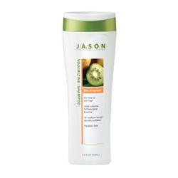 JASON  洗髮-奇異果杏桃豐盈洗髮精 Kiwi & Apricot Volumizing Shampoo