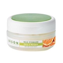 JASON 髮妝‧造型-香橙柑橘 造型護髮蠟 Citrus & Mandarin Wax Pomade