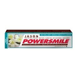 JASON 口腔保健系列-香草薄荷美白牙膏 PowerSmile Vanilla Mint Toothpaste