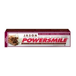 JASON 口腔保健系列-肉桂薄荷美白牙膏 owerSmile Cinnamon Mint Toothpaste
