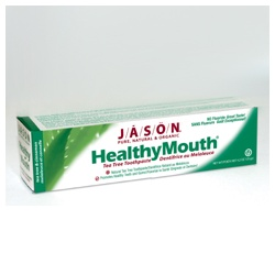 JASON 口腔保健系列-茶樹抗菌保健牙膏 Healthy Mouth Toothpaste