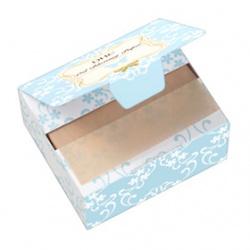 臉部保養用具產品-桌上型吸油面紙
