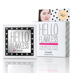 Benefit  粉餅-裝完美防曬粉餅SPF15 Hello Flawless SPF15
