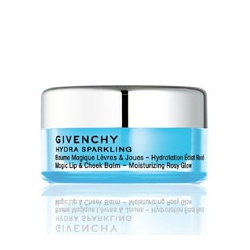GIVENCHY 紀梵希 水晶靈保濕系列-水晶靈唇頰兩用潤澤膏 Hydra Sparkling Magic Lip & Cheek Balm-Moisturizing Rosy Glow