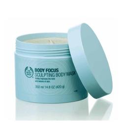 The Body Shop 美體小舖 纖體塑身系列-纖體焦點敷體膜 BODY FOCUS SCULPTING BODY MASK