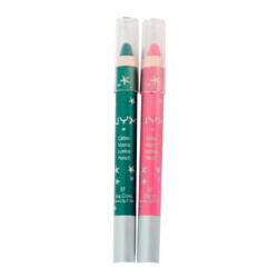 NYX  眼線-閃爍珍珠眼唇兩用筆 Glitter Mania Jumbo Pencil