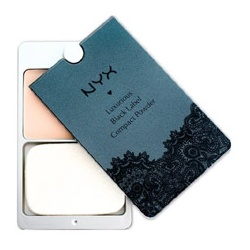 NYX  底妝系列-緊膚煥彩蜜粉餅SPF20 Black Label Compact Powder SPF20
