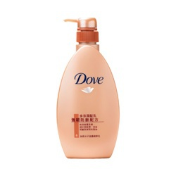 多芬潤髮乳─強韌防斷配方