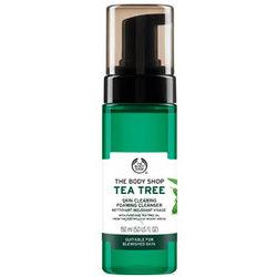 茶樹淨膚潔面慕絲 Tea Tree Skin Clearing Foaming Cleanser