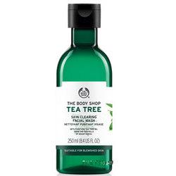 茶樹淨膚深層潔面膠 Tea Tree Skin Clearing Facial Wash