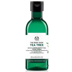 The Body Shop 美體小舖 化妝水-茶樹淨膚調理水 Tea Tree Skin Clearing Toner
