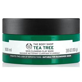 清潔面膜產品-茶樹淨膚調理面膜 Tea Tree Face Mask