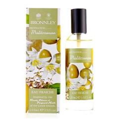 Bronnley 御香坊 地中海蔬果系列-地中海蔬果香水 Mediterranean Eau Fraiche