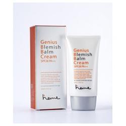 heme  BB產品-無瑕淨化防曬BB霜SPF28‧PA++ Genius Blemish Balm Cream SPF28 PA++