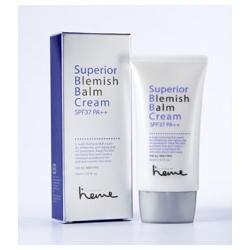 heme  BB產品-極致亮采防曬BB霜SPF37‧PA++ Superior Blemish Balm Cream SPF37PA++