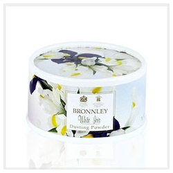 Bronnley 御香坊 鳶尾花香系列-鳶尾粉撲香粉 White Iris Dusting Powder