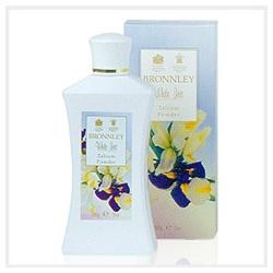 Bronnley 御香坊 鳶尾花香系列-鳶尾瓶裝香粉 White Iris Talcum Powder