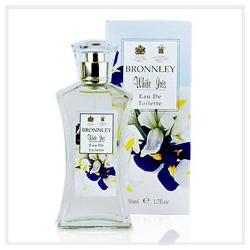 Bronnley 御香坊 鳶尾花香系列-鳶尾香水 White Iris Eau de Toilette