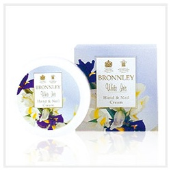 Bronnley 御香坊 鳶尾花香系列-鳶尾護手指甲霜 White Iris Hand & Nail Cream
