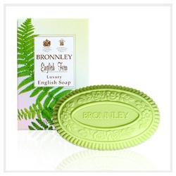 羊齒雕花皂 English Fern Luxury English Soap
