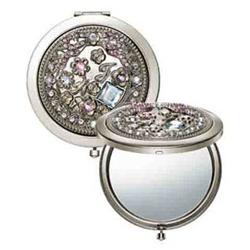 JILL STUART 吉麗絲朵 工具-璀鑽典藏折疊鏡 ILL STUART VINTAGE JEWEL COMPACT MIRROR