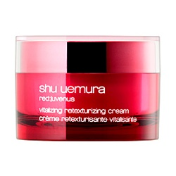 shu uemura 植村秀 乳霜-紅の活妍肌精乳霜 red:juvenus vitalizing retexturizing cream