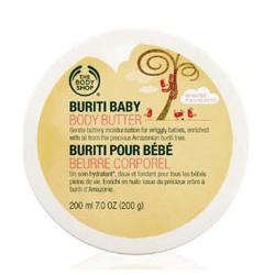 The Body Shop 美體小舖 寶寶身體保養-嬰兒布荔蒂乳香身體滋養霜