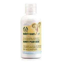 The Body Shop 美體小舖 寶寶身體保養-嬰兒布荔蒂乳香按摩油