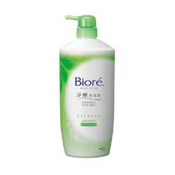 淨嫩沐浴乳清新清爽型(靜岡綠茶香) Biore Body Foam- REFRESH