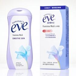 私密護理產品-浴潔露(加強配方) Feminine Wash Sensitive Blossom