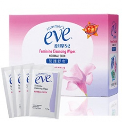防護舒巾 Feminine Cleansing Wipes Normal Skin