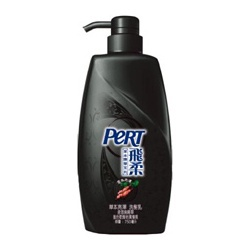 草本亮澤洗髮乳