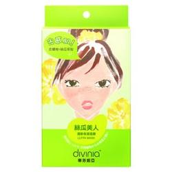 divinia 蒂芬妮亞 保養面膜-清新保濕面膜