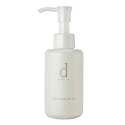 SHISEIDO資生堂-專櫃 臉部卸妝-敏感話題潔顏油 d'program deep cleansing oil