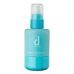 乳液產品-敏感話題均衡乳液(II) d'program balance care emulsion II