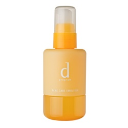 SHISEIDO 資生堂-專櫃 敏感話題-敏感話題淨荳乳液 d'program acne care emulsion