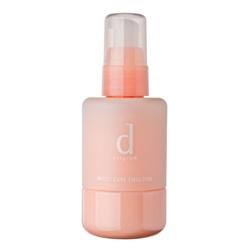 SHISEIDO 資生堂-專櫃 乳液-敏感話題滋潤乳液 d'program moist care emulsion