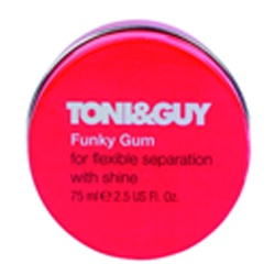 TONI&GUY  髮妝‧造型-亮澤造型髮霜 Funcky gum